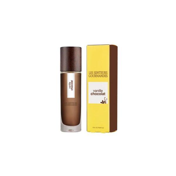 VANILLE CHOCOLAT - 15 ML - Les senteurs gourmandes - Couleur caramel