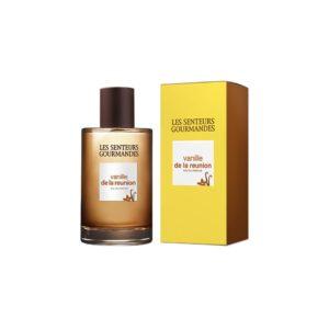 VANILLE DE LA RÉUNION - 100 ML - Les senteurs gourmandes - Couleur caramel
