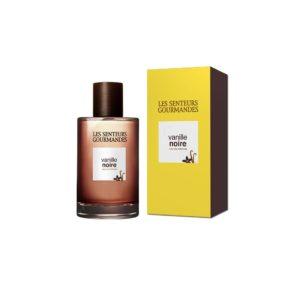 VANILLE NOIRE - 100 ML - Les senteurs gourmandes - Couleur caramel