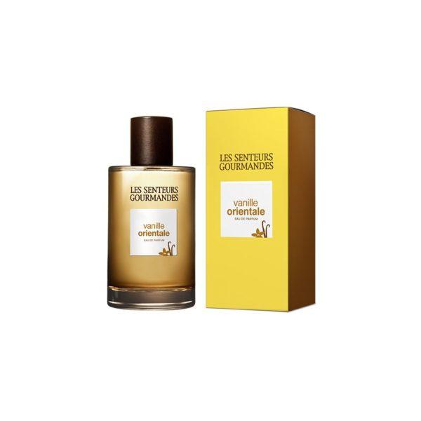 VANILLE ORIENTALE - 100 ML - Les senteurs gourmandes - Couleur caramel