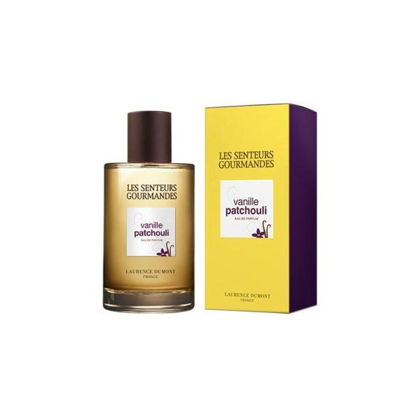 VANILLE PATCHOULI - 100 ML - Les senteurs gourmandes - Couleur caramel