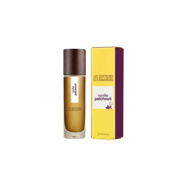 VANILLE PATCHOULI - 15 ML - Les senteurs gourmandes - Couleur caramel