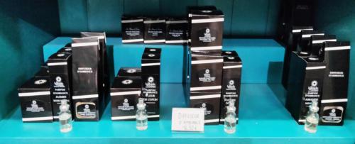 Diffuseurs de Parfums et Bougies Parfumées