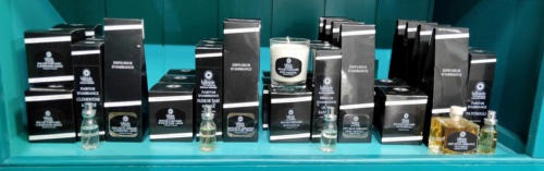 diffuseurs de parfums, bougies